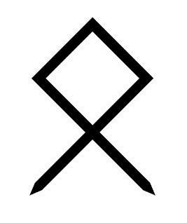 Image of Othala rune rune meaning