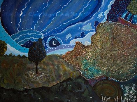 Dreamscape - By: Arith Härger